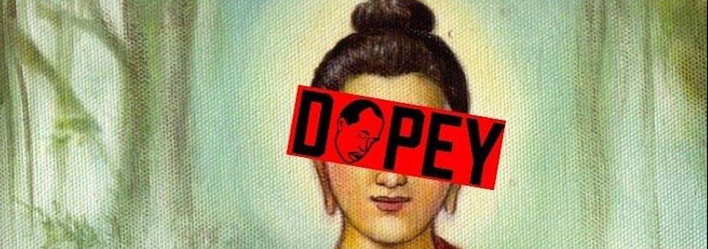 Dopey's Facebook logo.