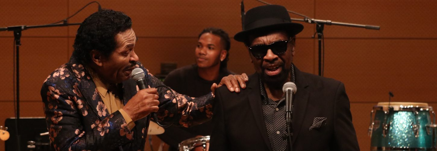 Stax Legends William Bell and Bobby Rush Take Us to The River on Grammy Week