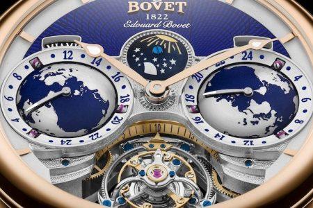 Bovet Edouard Bovet Tourbillon.