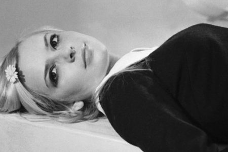 France GALL in a romantic pose. Photo by Keystone-France/Gamma-Keystone via Getty Images