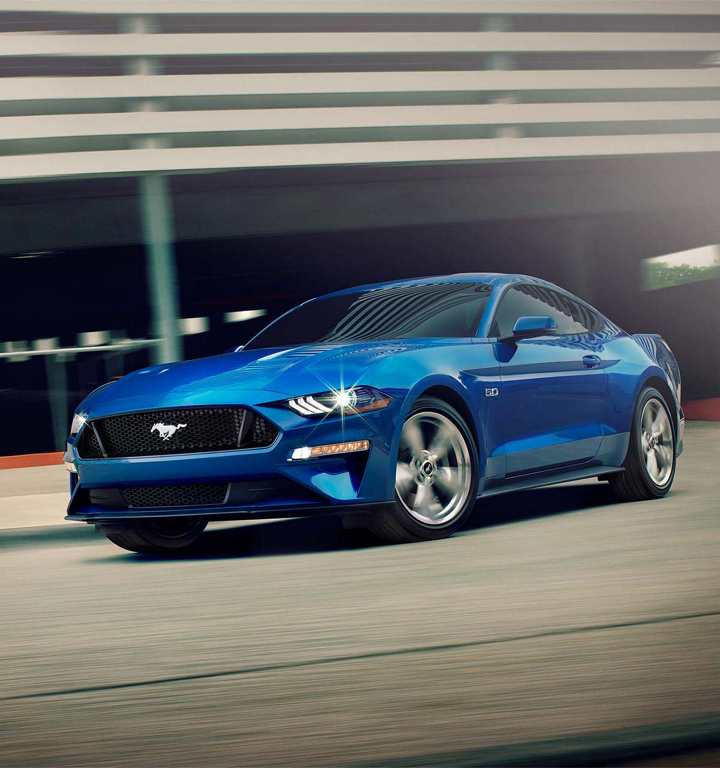 2018 Ford Mustang GT (Ford)