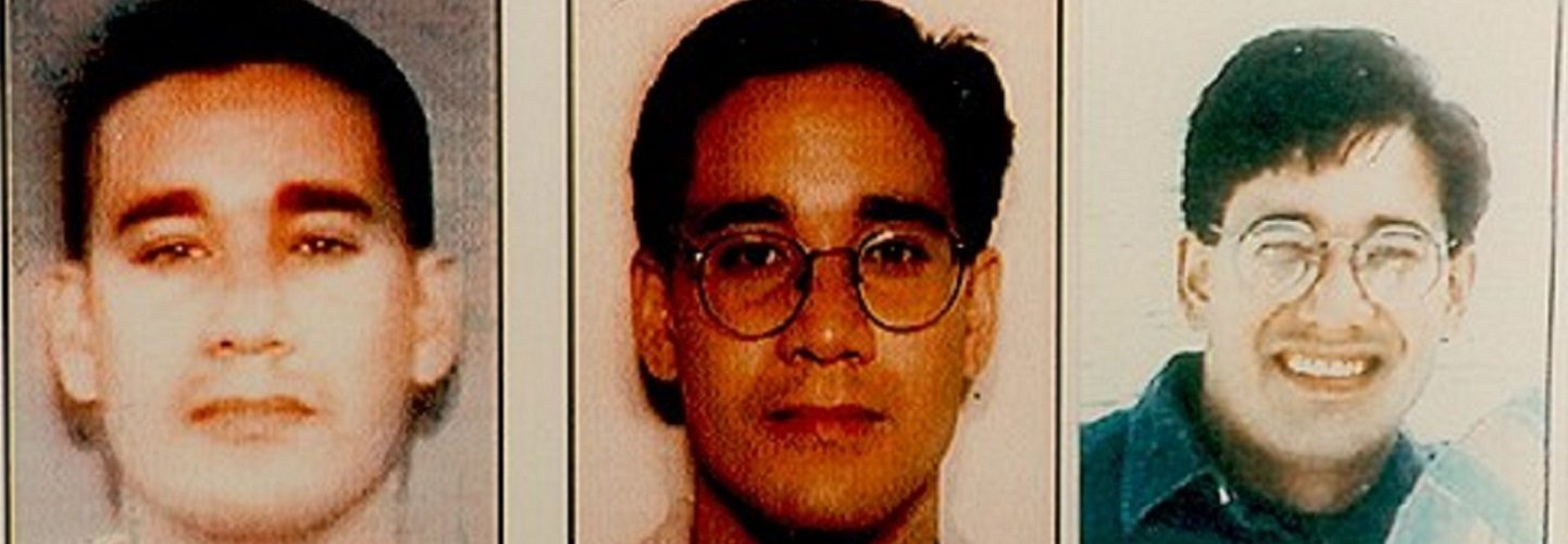 The various faces of  Andrew Cunanan. (FBI.)