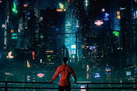 'Altered Carbon.' (Netlix)