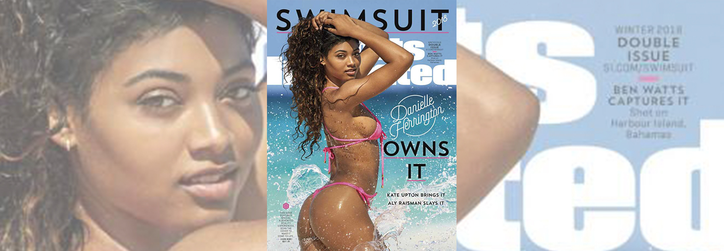 Sports Illustrated 2018 Swimsuit Issue Cover (Sports Illustrated)