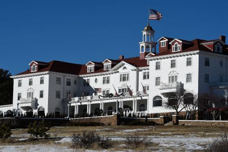 "The beautiful Stanley Hotel in 2016. The grand, upscale hotel dates back to 1909 and  may possibly be best known today for its inspirational role in the Stephen King's novel, ""The Shining."" (Photo by Helen H. Richardson/The Denver Post via Getty Images)"