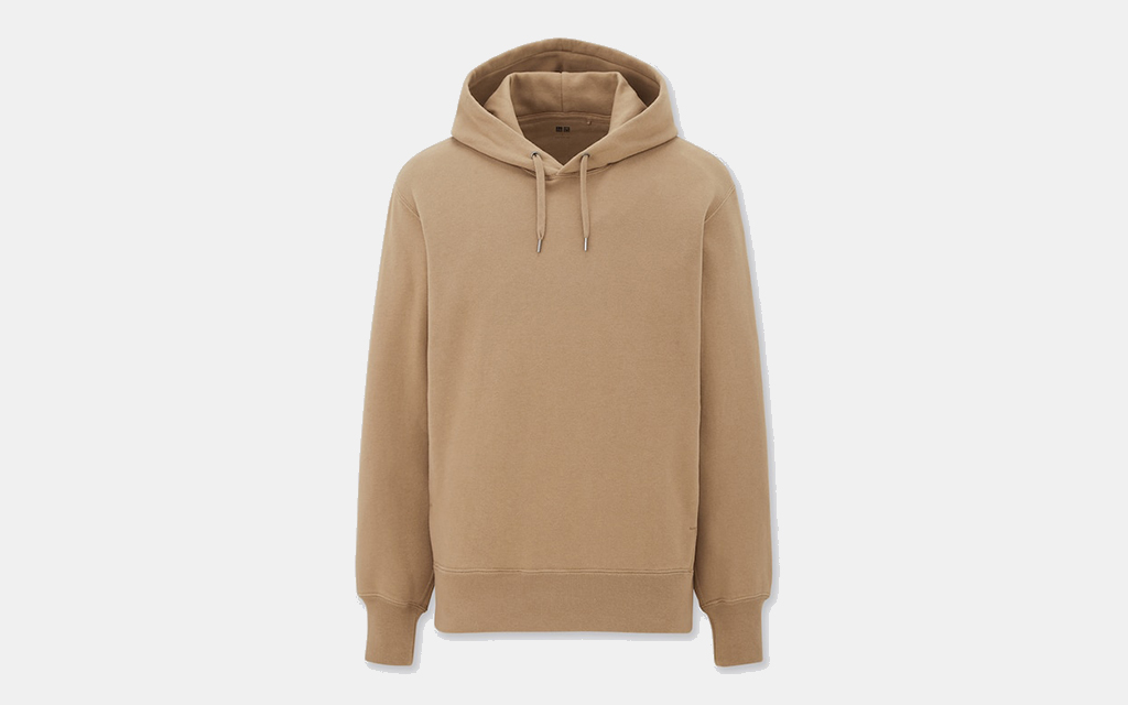 Uniqlo Long-Sleeve Hooded Sweatshirt