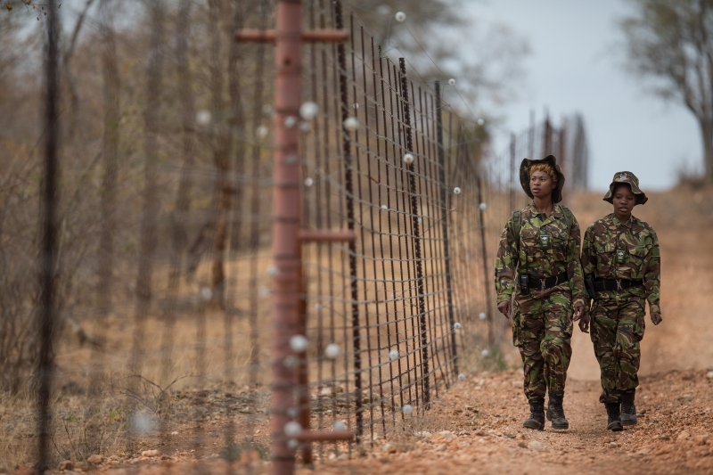 Meet the Black Mambas, South Africa's Mostly Female Anti-Poaching Unit