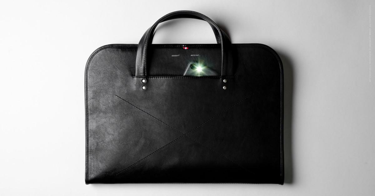 Hardgraft Briefcase