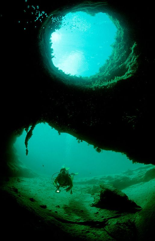 Seven Divers Recount Their Most Terrifying Underwater