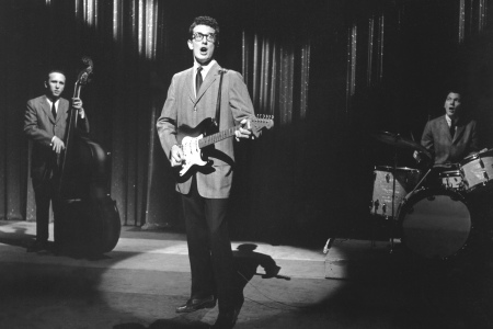 Buddy Holly & The Crickets  (Michael Ochs Archives/Getty Images)