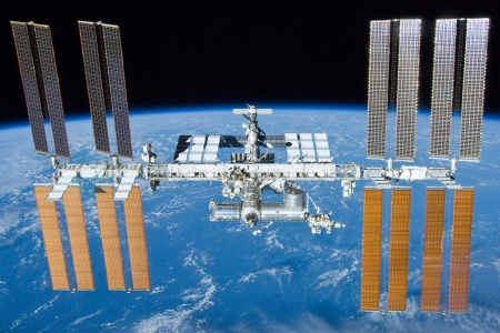 International Space Station (Universal History Archive/ UIG via Getty Images)