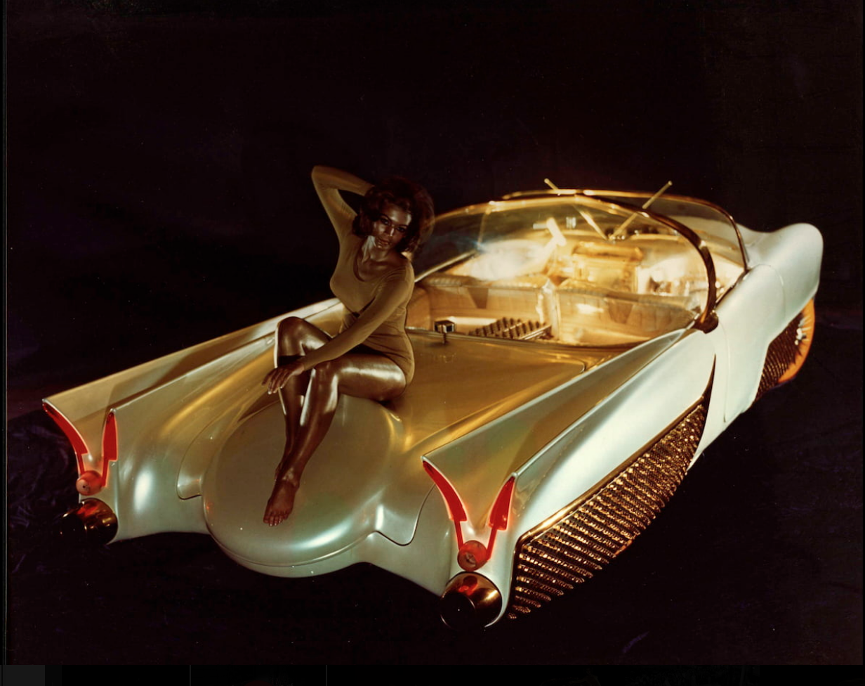 Barris Offer Porno before there was tesla, there was the self-driving golden