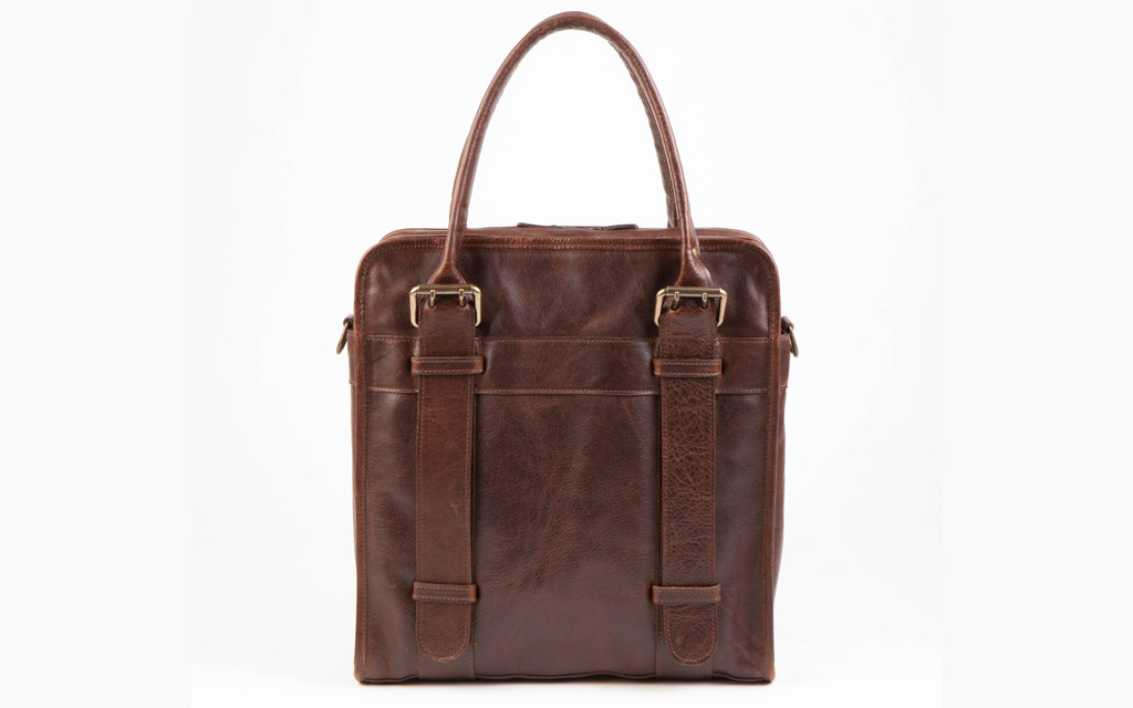 Webber Upright Briefcase