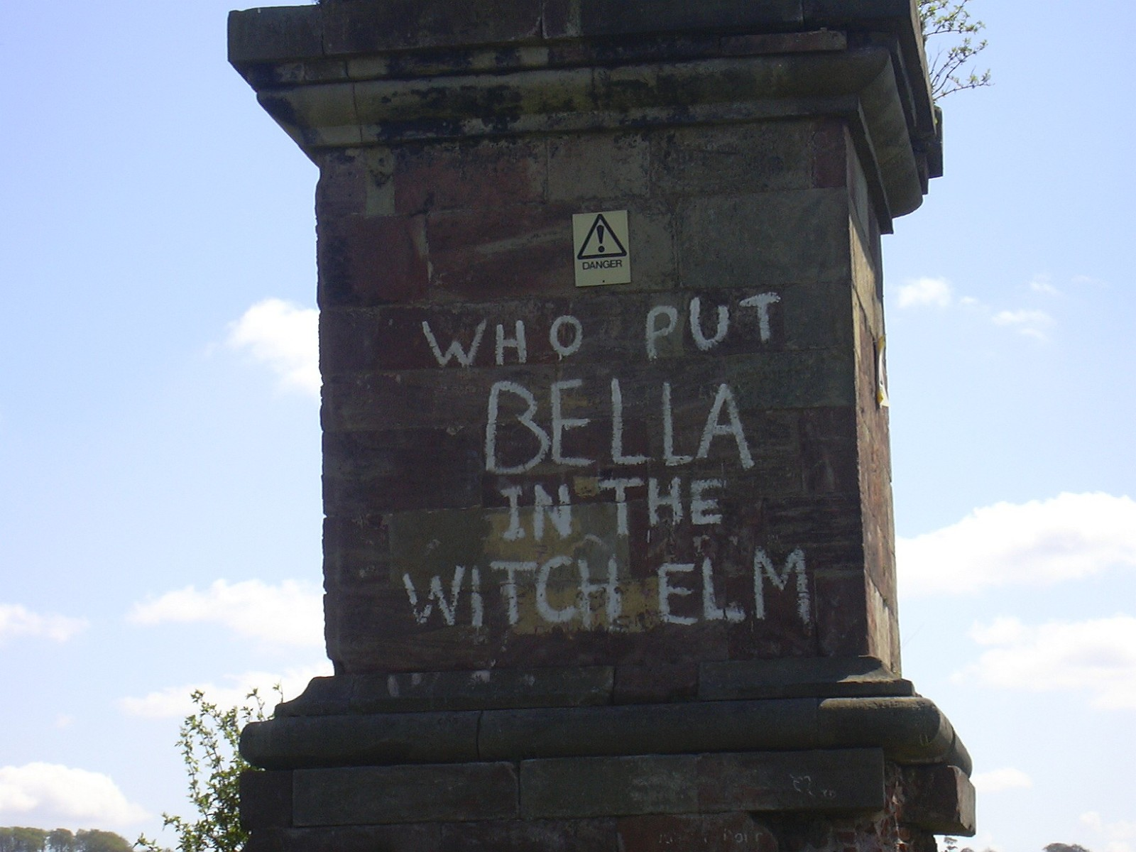 Who put Bella in the Witch Elm unsolved mystery