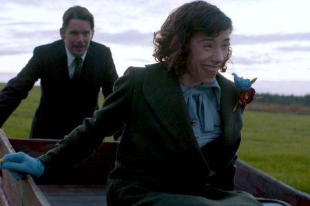 Ethan Hawke and Sally Hawkins in 'Maudie.'