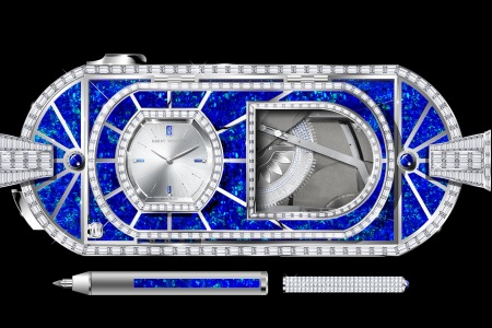 Harry Winston Precious Signature Watch.