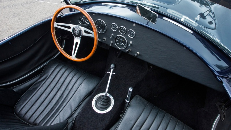 Carroll Shelby's Personal '65 Cobra 427 - and 23 of His