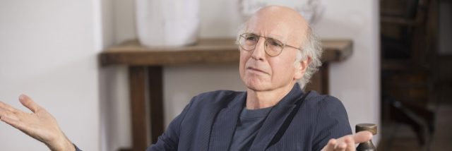 "A scene from ""Curb Your Enthusiasm."" (Courtesy of HBO)"