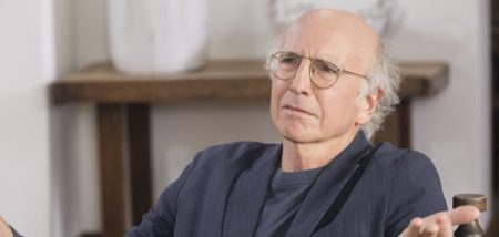 """A scene from """"Curb Your Enthusiasm."""" (Courtesy of HBO)"""