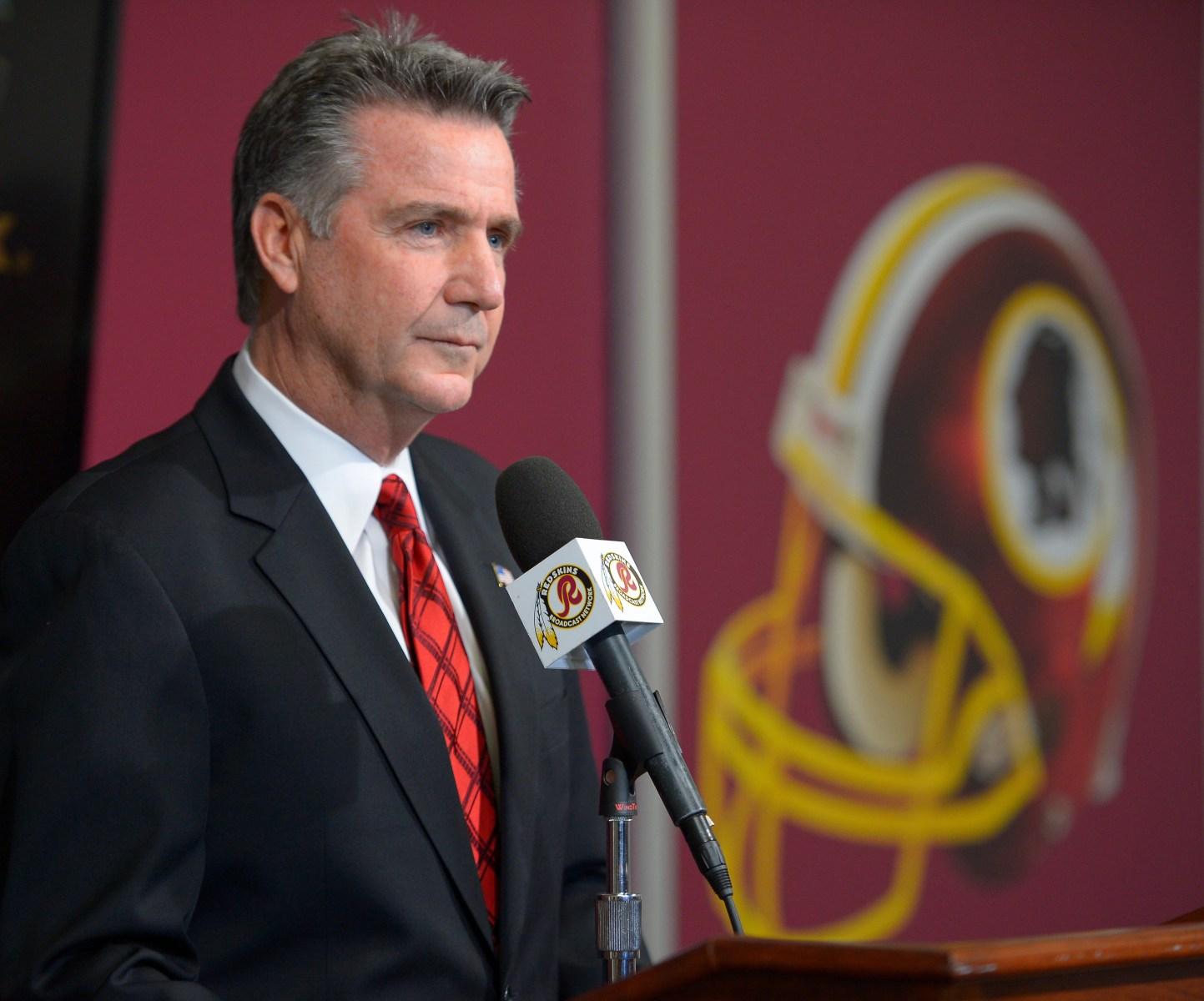780faaa6 NFL Poll: Washington Redskins Are Least-Trusted Team in Football ...