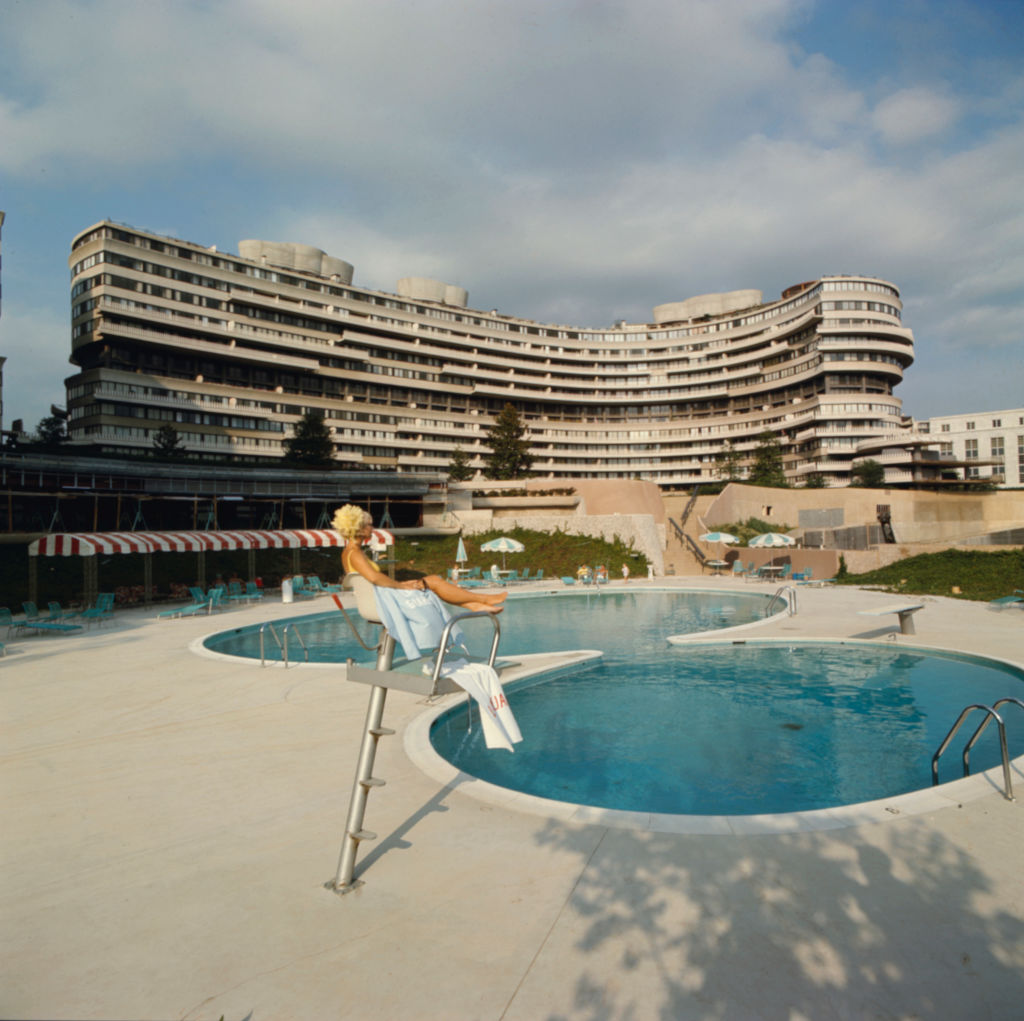 What Living In The Watergate Hotel Was Like Before The Nixon Scandal