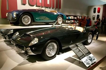 London Design Museum Explores the Legacy of Ferrari