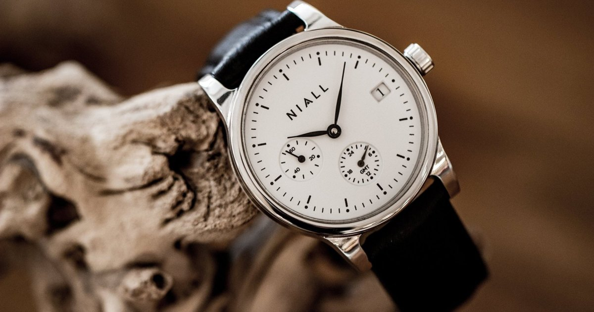 Niall, MAerican-made watches