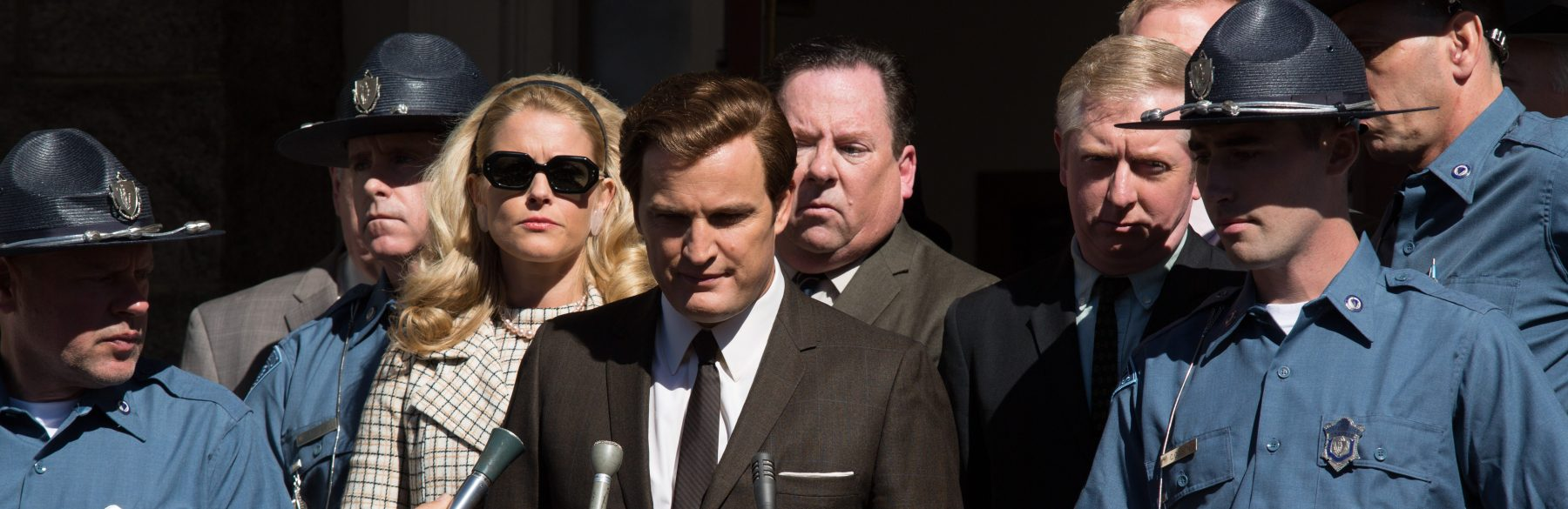 Jason Clarke as Ted Kennedy in 'Chappaquiddick' (Claire Folger / Entertainment Studios)