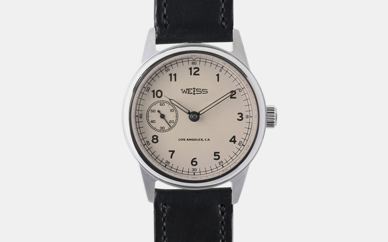 WEISS WATCH COMPANY The American Issue Field Watch