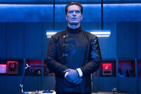 Michael Shannon in 'Fahrenheit 451.' (HBO)