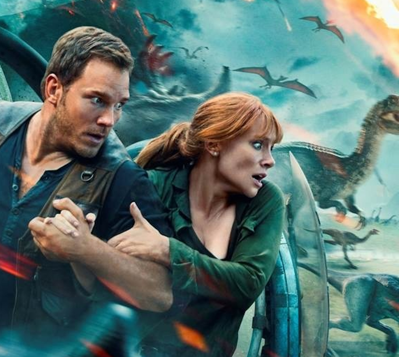 'Jurassic World: Fallen Kingdom' (IMDB)