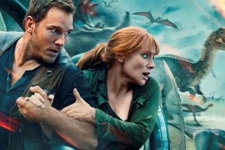 'Jurassic World: Fallen Kingdom' (IMDB)
