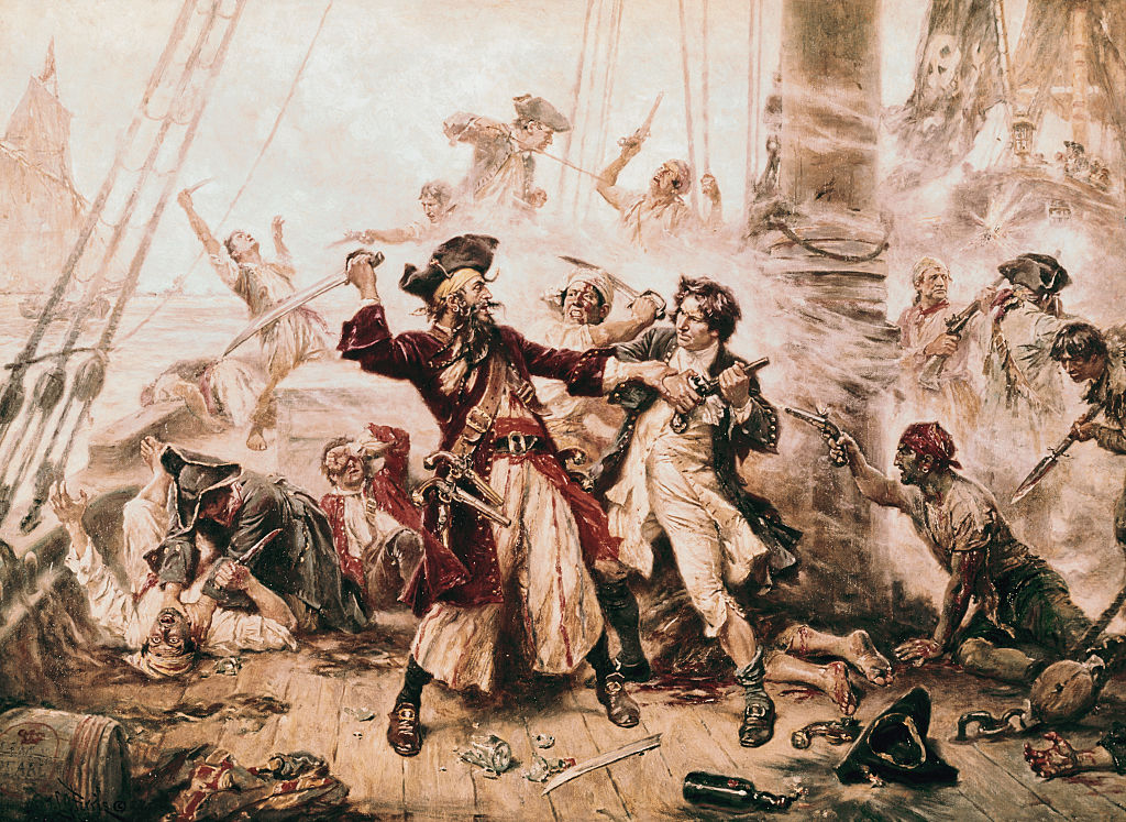 Beyond the Legends, Real-Life Pirates Who Shaped History - InsideHook