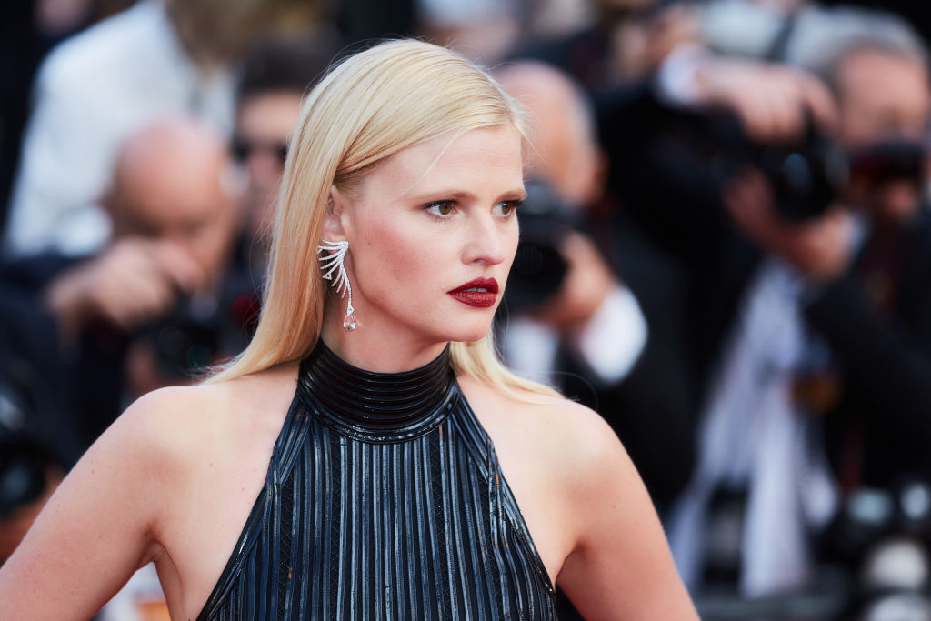 Lara Stone attends the 'The Beguiled' screening during the 70th annual Cannes Film Festival at Palais des Festivals on May 24, 2017 in Cannes, France. (Kristina Nikishina/Epsilon/Getty Images)