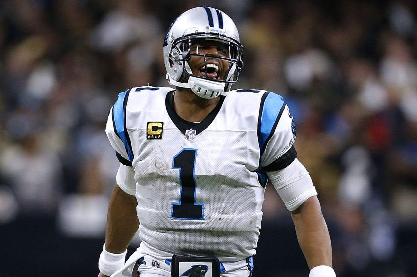 Cam Newton Released by Panthers After Failing to Find Trade