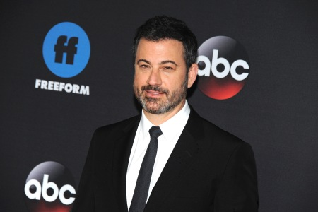 Late-night and Emmy host Jimmy Kimmel