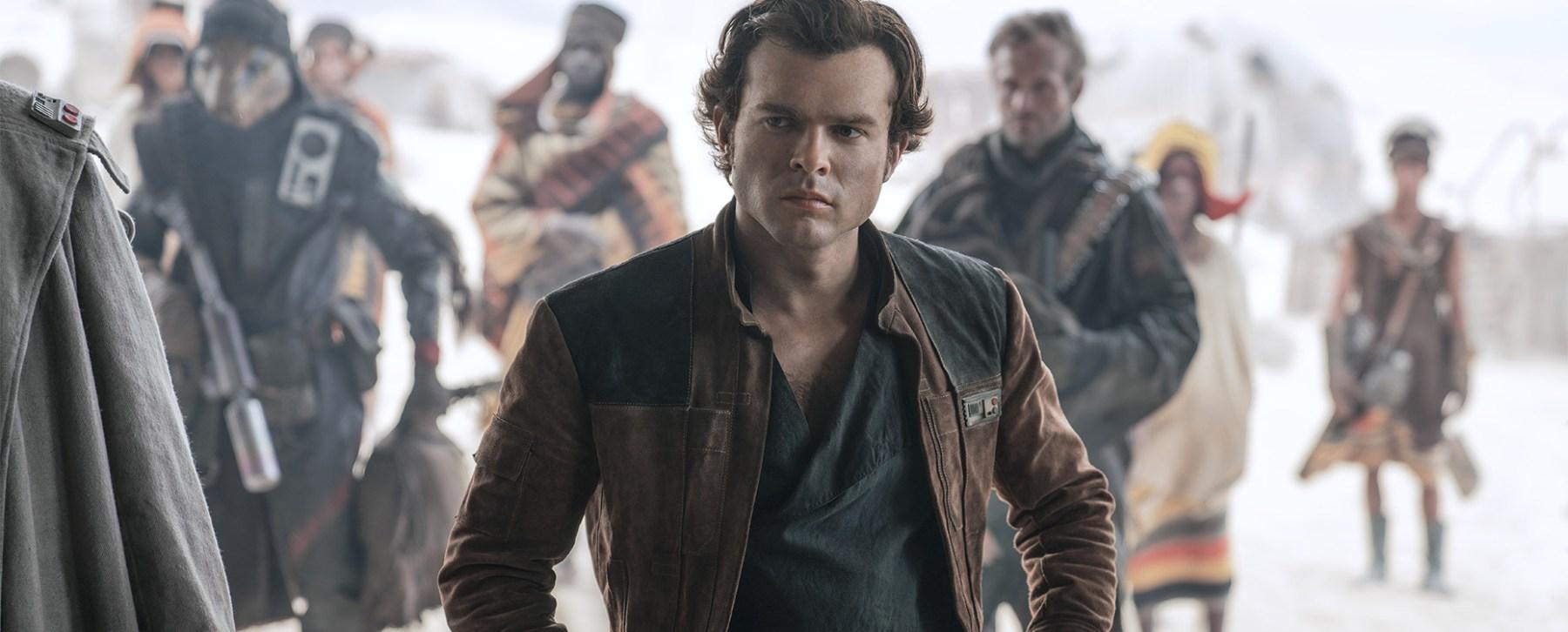 """""""Solo: A Star Wars Story"""" (IMDb)"""