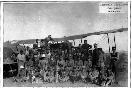 American Fighters in the Rif War, 1925 (Library of Congress)