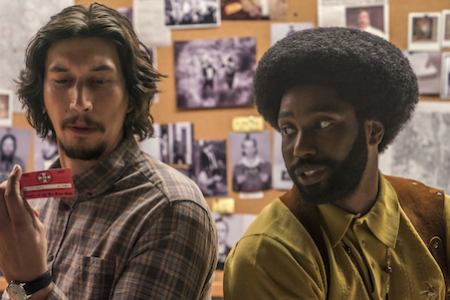 BlacKkKlansman (Focus Features)