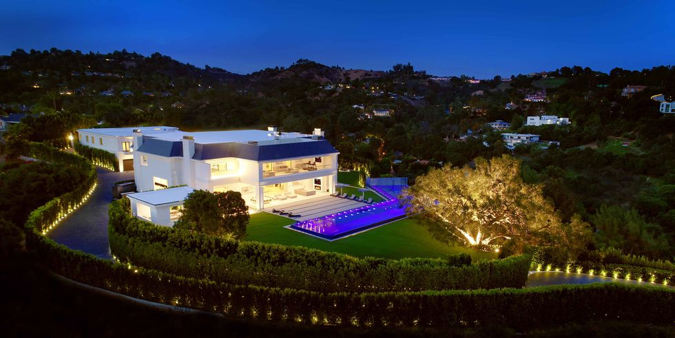 Beverley Hills Mansion on Sale for Record-Breaking $135 Million