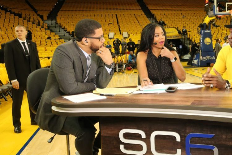 """Failed """"SportsCenter"""" Hosts Jemele Hill and Michael Smith May Reunite After ESPN"""