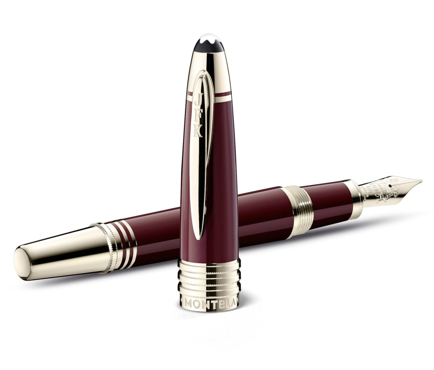 This Luxurious Pen Was Inspired by JFK