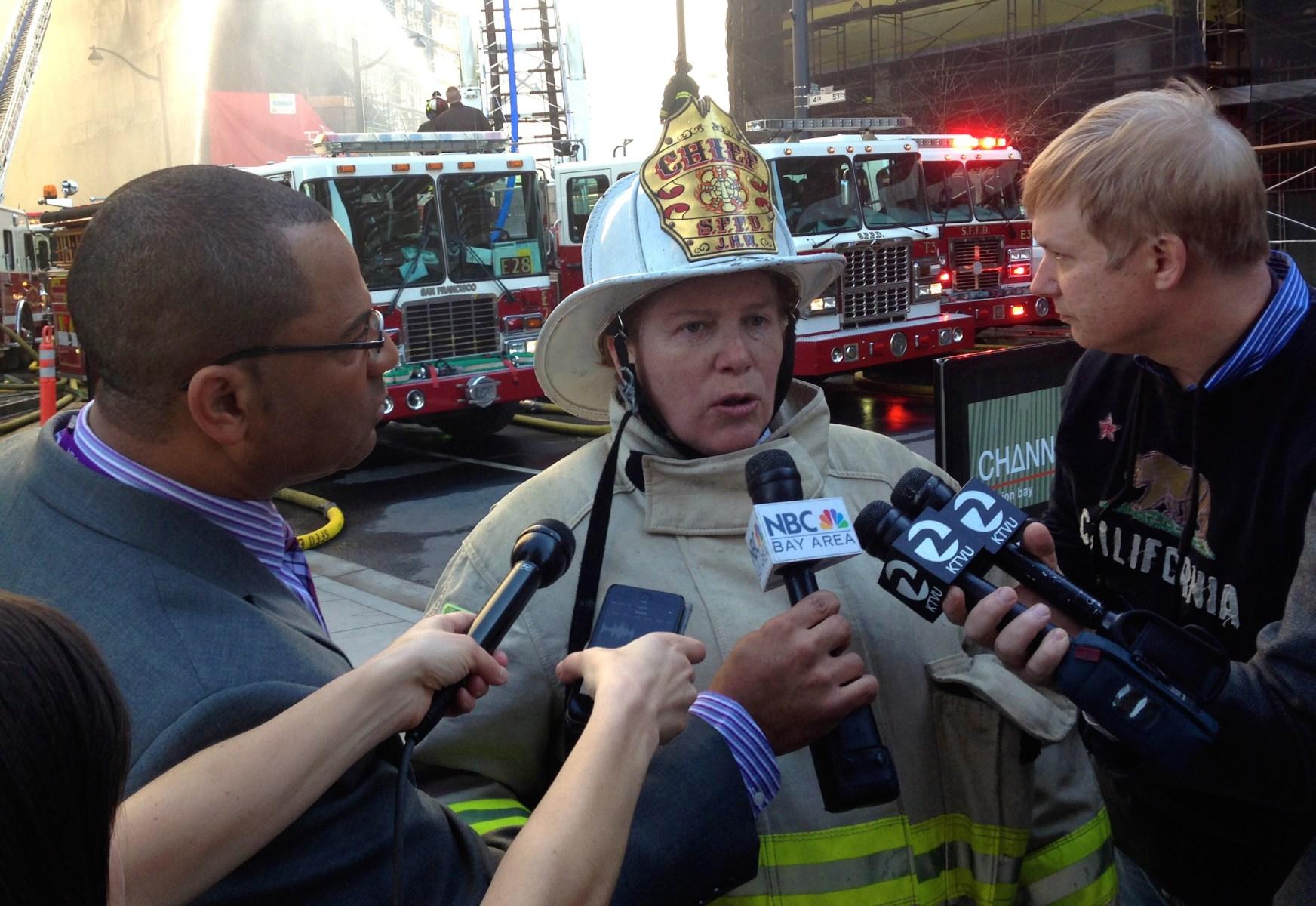 Meet the 270 Women of the San Francisco Fire Department