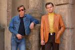 Brad Pitt and Leonardo DiCaprio in 'Once Upon a Time in Hollywood.' (Instagram)