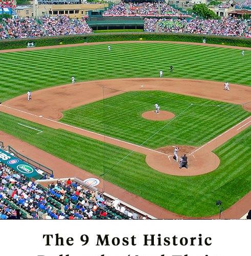 most historic ballparks