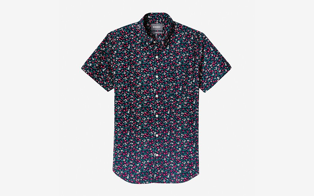 Bonobos Riviera Short-Sleeve Shirt