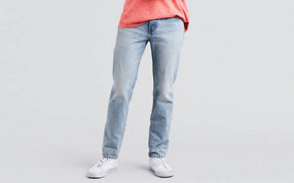 Levi Slim-Fit Stretch Jeans