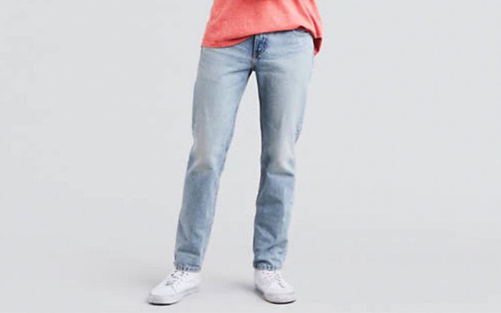 Levi Slim-Fit Stretch Jeans