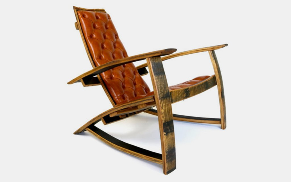 The Adirondack Chair Was Invented Exactly As One Hopes It By A Guy On Summer Vacation In Need Of Some Patio Furniture That Man Thomas Singer