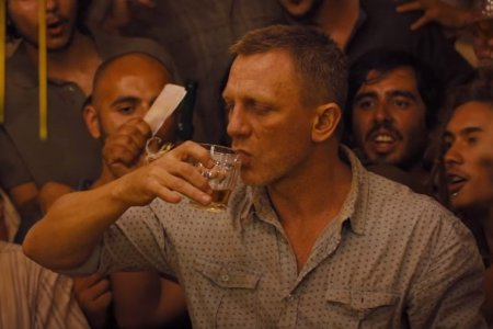 """Daniel Craig as James Bond in """"Skyfall."""" (United Artists Corporation, Columbia Pictures Industries)"""